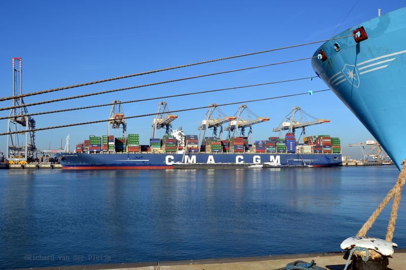 SCFI:跨太平洋航线海运费压力增加,但亚欧航线趋于平稳