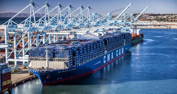 节前主要航线海运费上涨,Alphaliner:无法持续