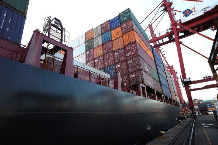 德鲁里:前七大集装箱海运公司控制着90%的市场份额