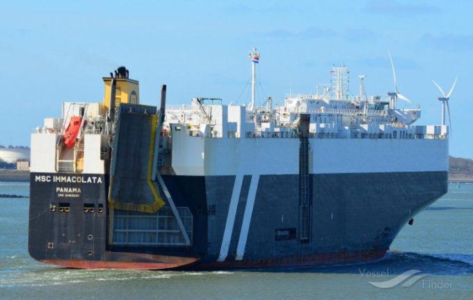 亚博_MSC进入深海滚装航运范畴,与Grimaldi直接竞争
