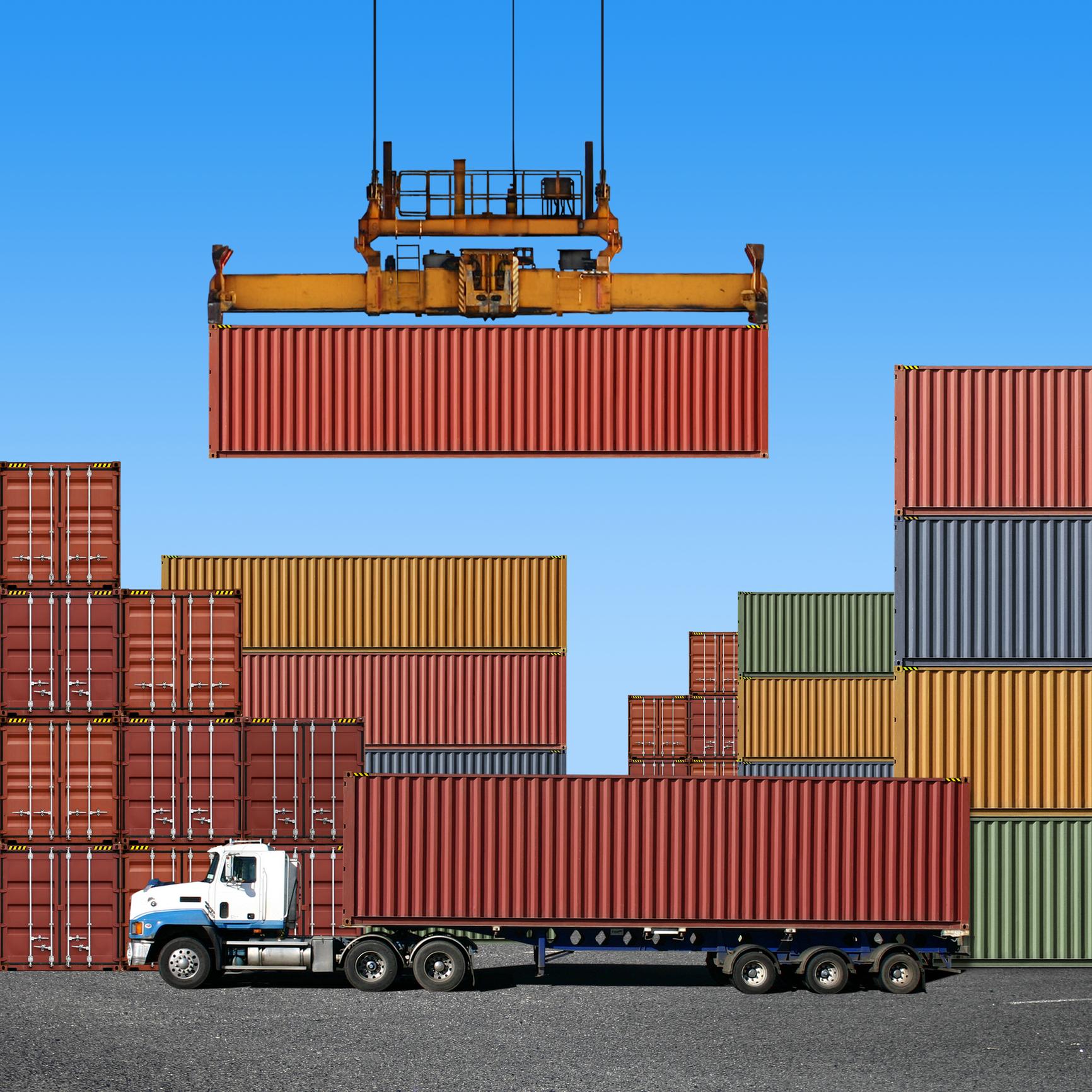 亚博_TEU代币——集装箱海运的第一个加密货泉启动