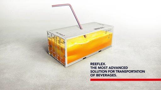 亚博_达飞汽船推出REEFELX,一种新型集装箱液体运输系统