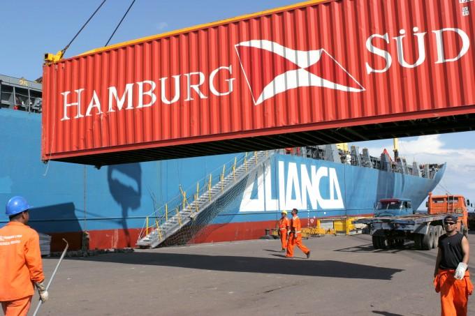 由于亚洲-拉丁美洲航线运力增加,集装箱海运费可能下跌