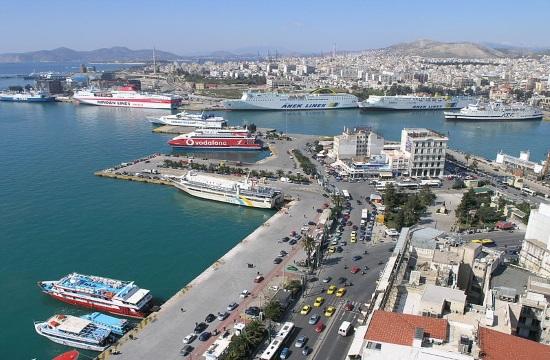 中远海运得到比雷埃夫斯批准港口的总体规划