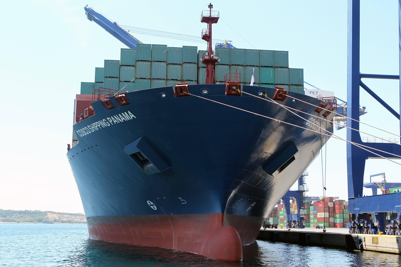 前马士基高管将区块链和加密货币带到集装箱海运领域
