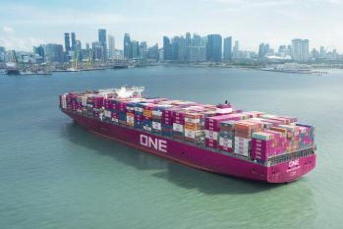 亚欧航线集装箱海运公司降低海运费,准备抢夺4月市场份额