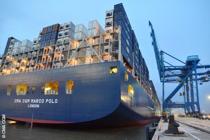 达飞轮船凭借2017年的表现夺得最具盈利能力的集装箱海运公司头衔