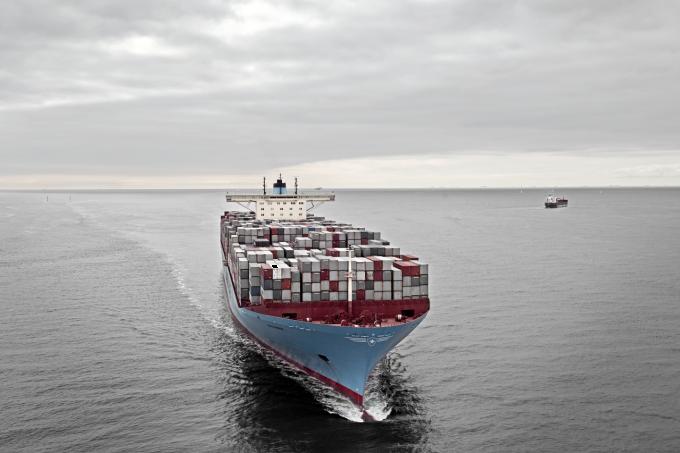 亚博_马士基发布新的2M亚欧收集,削减17个口岸挂靠