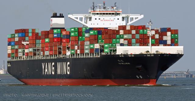 阳明海运、东方海外和ONE合力推出新的亚洲内部航线