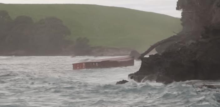 如何避免集装箱在海上丢失?