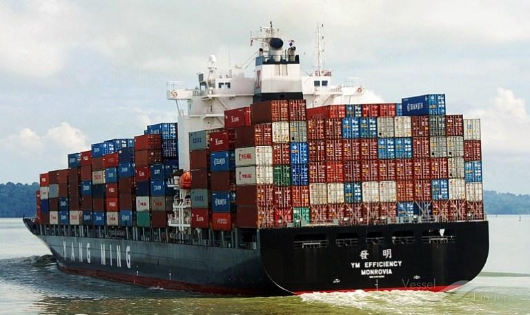 船舶登记是否对船上集装箱坠落负责?