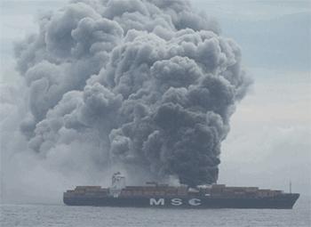 为什么托运人和集装箱运营商对MSC Flaminia的爆炸负责