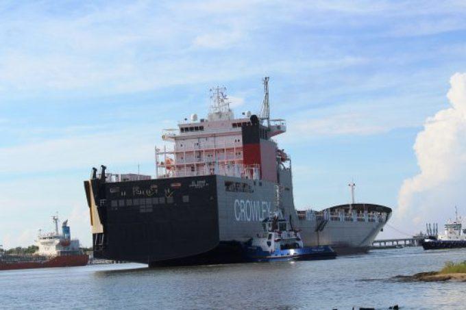 克劳利将新一年垂直整合计划中的集装箱海运和物流合并