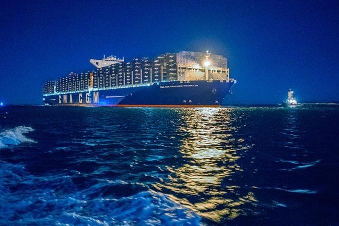 达飞轮船成为首个与Freightos在线预订签约的集装箱海运公司