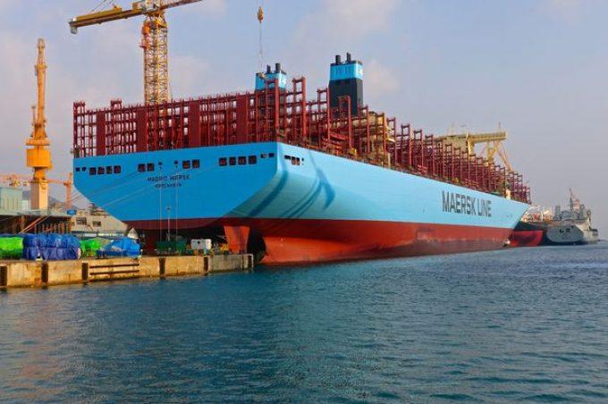集装箱海运的未来:更少的船舶级联和更少的海运联盟?