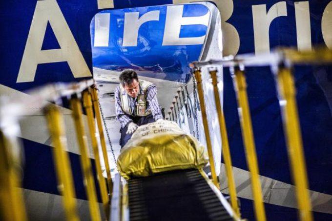 菜鸟物流加强了空运公司伏尔加第聂伯的电子商务业务