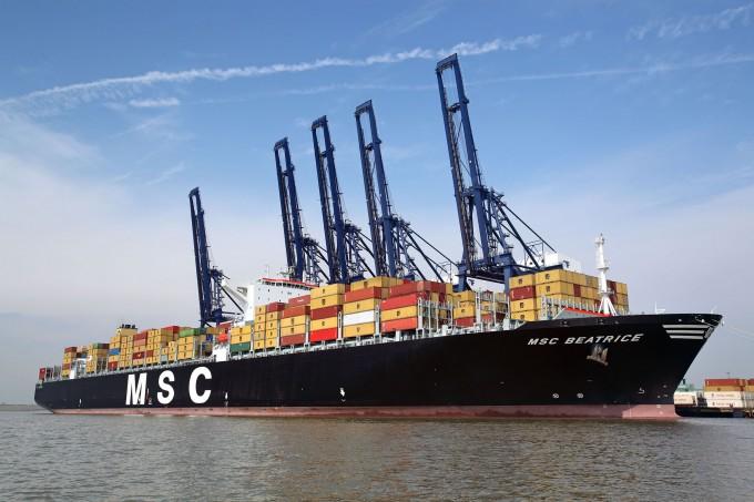2M宣布中国新年空白的亚欧和跨太平洋航行