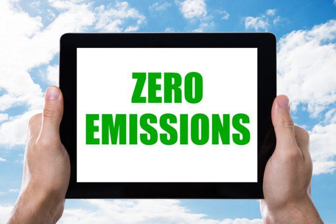 客户和污染者将为大幅度减少集装箱海运排放付费
